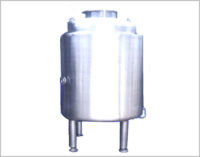 D.M Water Storage Vessel
