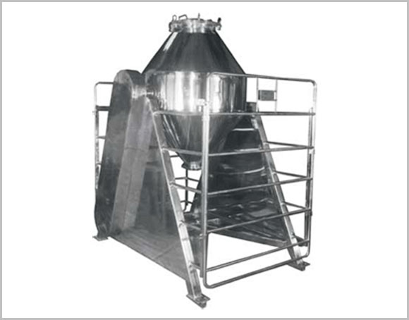Double Cone Blender Manufacturers India